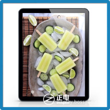 Low price ABS plastic frame rounded corner high brightness 3528 white color tablet magnetic acrylic menu led lightbox for sale                                                                         Quality Choice