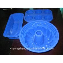 Модель Торт Пластина Пластичная Прессформа