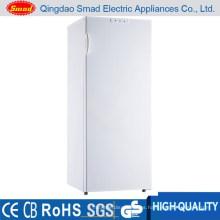 75L-188L vertical Descongelación automática precio doméstico congelador profundo