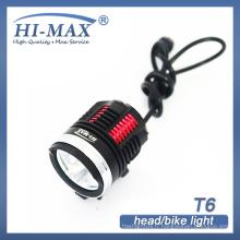 Prix de vente en gros de haute qualité avec corps en alliage d'aluminium 1800 lumens cree xm-l2