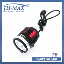 Wholesale factory price high quality with alum alloy body 1800 lumens cree xm-l2