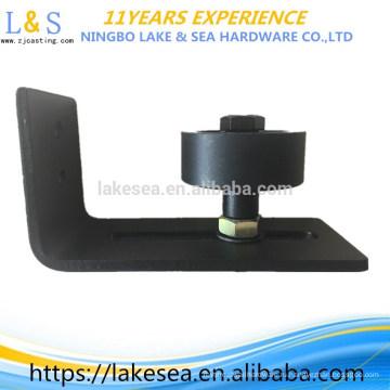 Высокое качество крытый сарай раздвижные двери оборудование / сарай двери ролик руководство