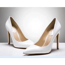 Moda sapatos de salto alto clássico bombas de vestido (hcy02-1751)
