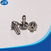 Precision CNC lathe stainless steel machining parts