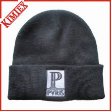 Sombrero de invierno hecho punto de acrílico unisex de la promoción