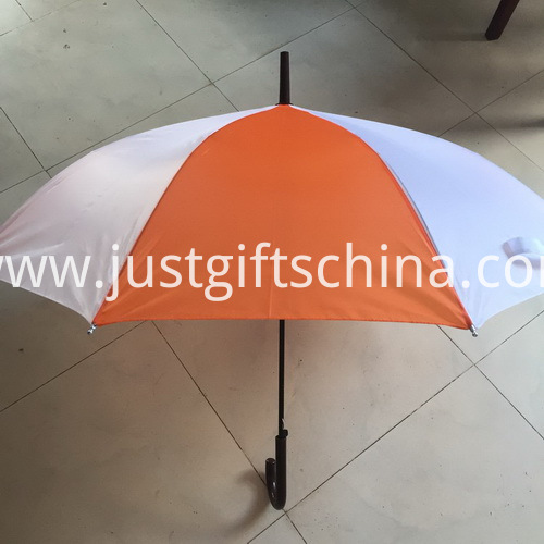 Promotional Custom Logo Golf Umbrella_3