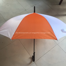 Guarda-chuva de golfe de logotipo personalizado promocional