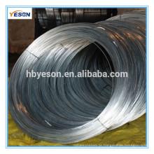 Fio de ferro eletro galvanizado direto da fábrica