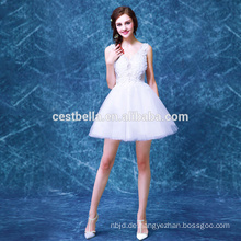 Neue Stil Schatz Brautjungfer Kleider Abendkleid 2016