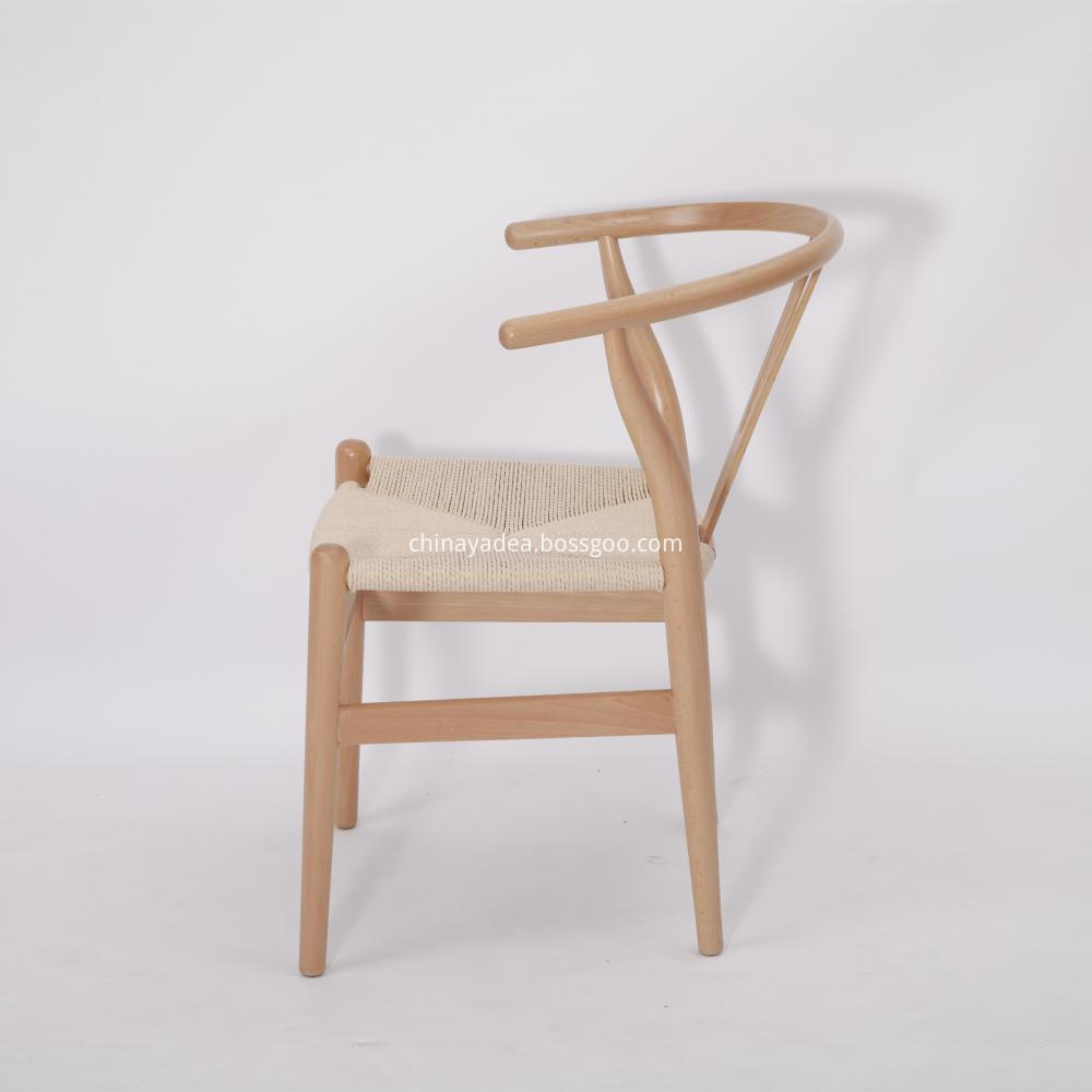 Wegner Wishbone Y Chair