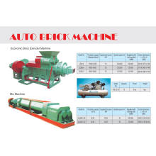 Ecnomic Auto Brick Machine (глина)