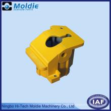Solicitud del cliente para piezas de fundición a presión de aluminio