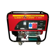 5kw Three Phase Gasoline Generator Set