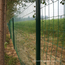 High quality Private grounds Hot dipped Galvanized Euro fence
