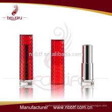 LI22-7 Nueva caja vacía del lápiz labial del precio bajo de la manera del diseño