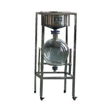 Filtre à vide en acier inoxydable 30L