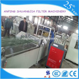 anping shuangjia factory supply HEPA Pleating Machine(Without Seperator)