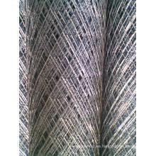 Placa de acero expandida de 6 mm a 100 mm