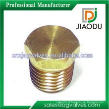 """1/8 """"ou 1/4"""" ou 3/4 """"ou 1"""" alta qualidade cw614n cw617n latão / tampa de válvula de cobre para tubos de pex"""