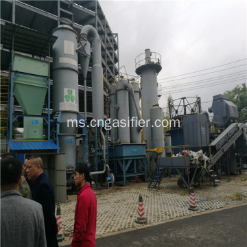 Loji Genaration Power Gasification 600KW