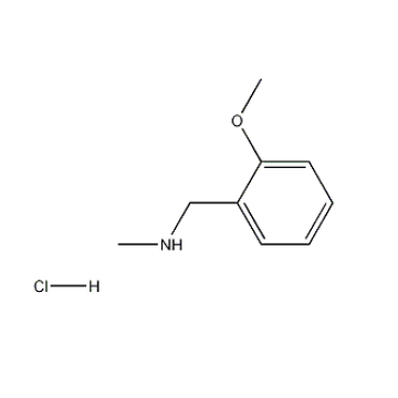 1-(2-Methoxyphenyl)-N-methylmethanamine Hydrochloride CAS 181880-42-2