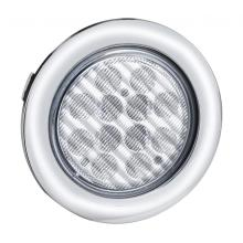 Emark / DOT LED Remorque Truck Lampes de secours Chrome