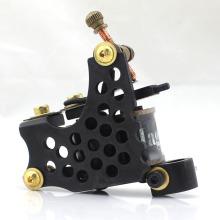 O mais novo ferro feito à mão 14 bobinas máquina do tatuagem do sombreador
