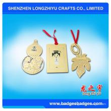 Benutzerdefinierte Metall Lesezeichen für Geschenk
