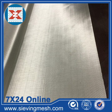 Roestvrij staal Plain Dutch Weave Wire Cloth