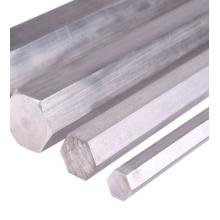 Aluminum Hexagonal Bar Provided From Factory