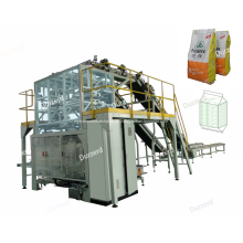 Automatische Beutelzufuhr Sekundärverpackungsmaschine