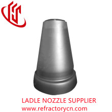 Refractory Nozzle Brick Lower Nozzle Use For Ladle