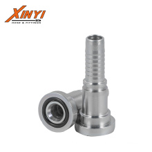 Carbon steel reusable hydraulic hose fittings Hydraulic Hose Fitting