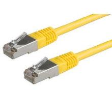 Painel de remendo de alta qualidade cat6 ftp, 24awg cat5e cu utp cabo de remendo para conexão de banda larga
