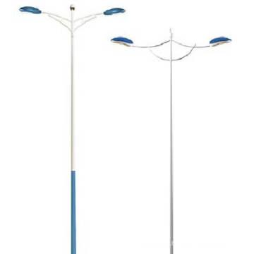 12M Galvanized Steel Lighting Pole