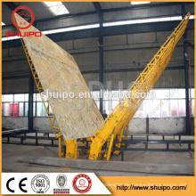 Beste Preis-Stahlplatte 2016Shuipo Marke, die Maschine für die Herstellung des Behälters / der Stahlplatte dreht Rotator / Tankfertigungsstraße umdreht