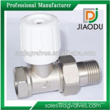 """Preço de fábrica personalizado 1/2 """"ou 3/4"""" ou 1 """"bronze válvula de ângulo de zinco marinho para água"""