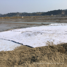 Filament geotextile Good air permeability and water permeability cut off fine sand and small stones