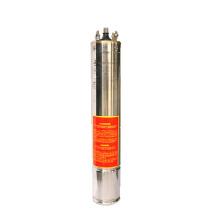 """4 """"de aceite de refrigeración de tres fases del motor sumergible (0.5HP-10HP)"""