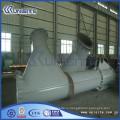 Высоконапорная подгонянная стальная трубка штуцера (USB3-008)