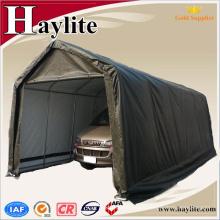 dôme cadre métal pop up carport avec pôles