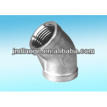 pipe ftting stainless steel female threaded elbow