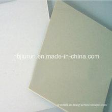 Hoja de productos de plástico sólido PP