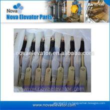 Элементы крепления каната лифта / лифта