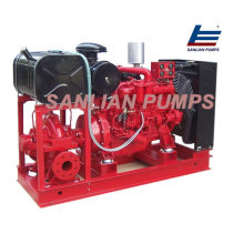 Diesel Engine Centrifugal Water Pump (CPS) Made in China