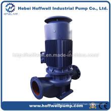 Pompe à eau verticale à un étage IRG IHG ISG