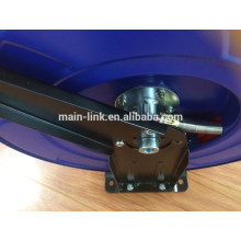 Автоматическая втягивающаяся катушка воздушного шланга