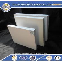 matériaux de construction poids léger PVC feuille de plastique flexible
