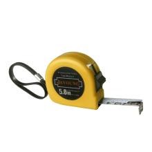 Fita métrica de caixa amarela 3mx16mm em ABS