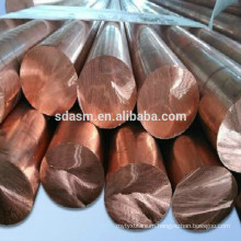 8mm 16mm Pure Red 99.9% Copper Rod Copper Bar